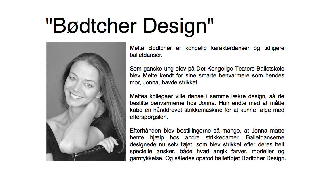 Mette-bødtcher-balletkompagniet-ballettøj