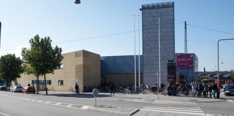 Balletskole beliggende i DGI-byen i midten af København lige ved Hovedbanegården
